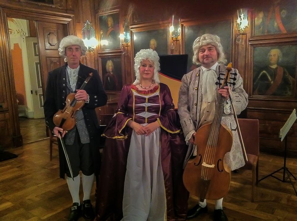 Molsdorf Kostümkonzert